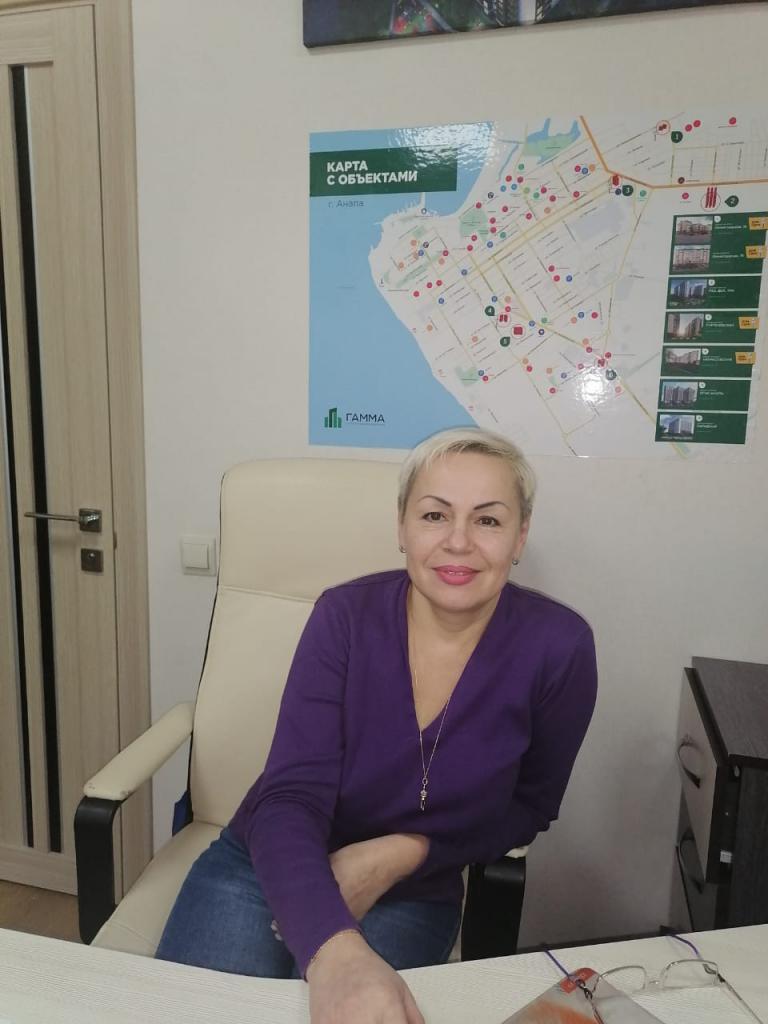 Аватар пользователя Марина Владимировна